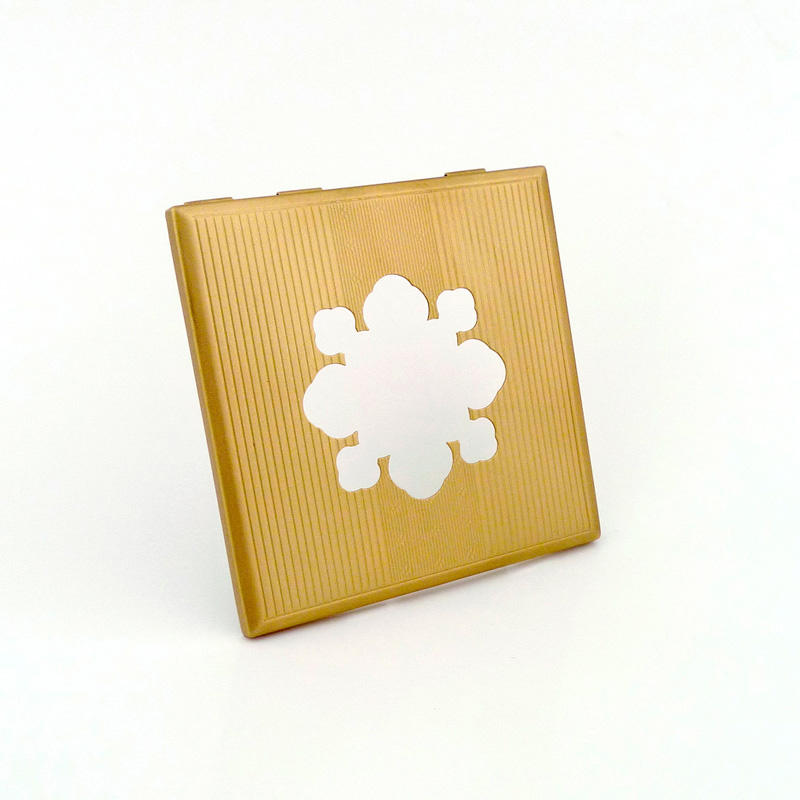 Quatrefoil Case Brooch